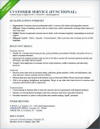 Sample Resume For Customer Service Job Kantosanpo Com