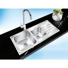 nirali silver double bowl kitchen sink