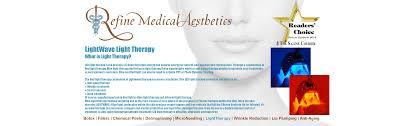 Blue Light Therapy Wavelength Light Therapy At Refine Medical Aesthetics Refine Aesthetics