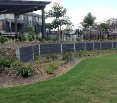 cement retaining wall comau sleepers ideas for covering cost
