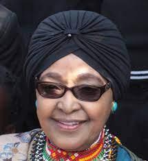 ويني ماديكيزيلا مانديلا - ويكيبيديا