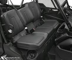 2018 honda 1000. exellent 2018 2018 honda pioneer 1000 u0026 10005 seats  interior frame suspension to honda e