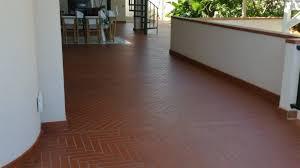 Pavimento Cotto Rosso : Il pavimento in cotto tipologie del materiale