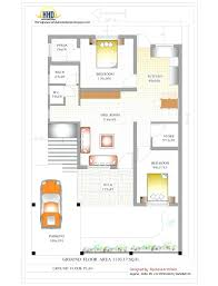 new stock 2 bedroom house plans indian style 3d full size