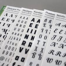 e b4ebb b00 beautiful fonts transfer paper