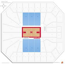 Xfinity Center Maryland Seating Guide Rateyourseats Com