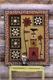 Quilt Patterns by Country Lore Designs & Quilt Pattern: #32 Country Bliss! Adamdwight.com