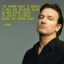 Bono Christian Quotes Best of Sooo True We All Need To Ask Ourselves What Is REAL What