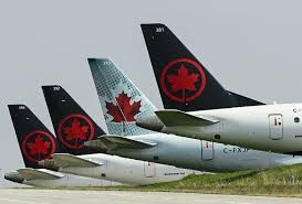 canada s major airlines welcome
