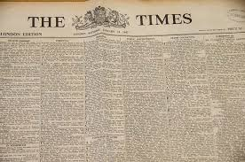 The Changing Times Newspaper Template Best Times New Roman Alternatives Fonts To Avoid Default Fonts