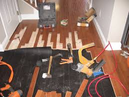 Kitchen Flooring Installation Install Hardwood Flooring All About Flooring Designs