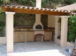 ... Carrelage Exterieur Pour Barbecue Brique De Parement Cuisine U ...