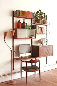 leaning wall desk units remarkable unit shelving cube shelves space saving wooden ikea