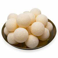 «Тайские <b>гирлянды</b> Cotton Ball <b>Lights</b>» — Товары для дома ...