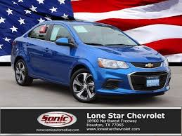 Used 2018 Chevrolet Sonic Vehicles for Sale in Houston at Momentum MINI