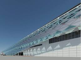 Train Terminal Design Diamond Shaped Bullet Train Terminal At Surat Vadodara