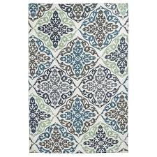 black and white accent rug unbelievable mats blue