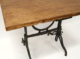 antique drafting table design ideas