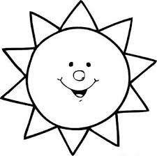 Mother teach her kid how to washing hand coloring pages. Sun Coloring Pages For Kids Sun Coloring Pages Coloring Pages For Kids Coloring Pages