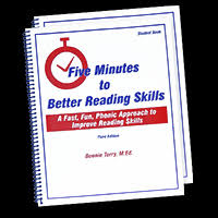 improve reading fluency in minutes a day reading help