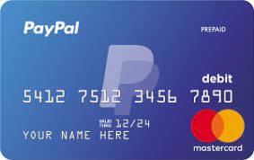 You can use the paypal prepaid mastercard ® to eat, drink and shop everywhere debit mastercard is accepted. Paypal Prepaid Mastercard Paypal Prepaid