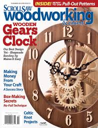 scroll saw woodworking crafts issue 51 summer 2016