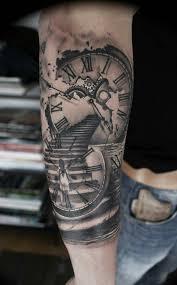Vaidis2 тату татуировка часы идеи для татуировок и татуировки