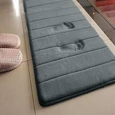 bathroom rugs non slip memory foam bath rug non slip warm bathroom runner rugs super cozy bathroom rugs that dont slip
