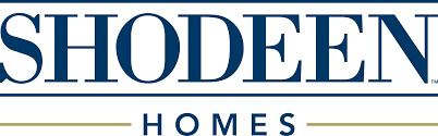 our company shodeen homes logo