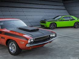 2017 Dodge Challenger T/A and 1970 Dodge Challenger T/A | HD ...