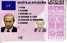 Train Fake Catch Man Vladimir Using Putin Id German Inspectors