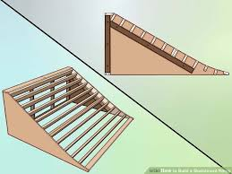 image titled build a skateboard ramp step 11