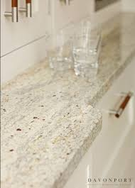 The Kashmir White granite worktops are perfectly in keeping with ...