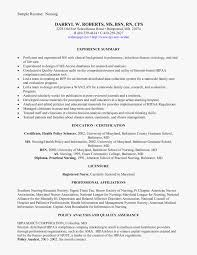 Photo Assistant Sample Resume Best Of New Grad Nurse Practitioner