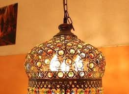 bohemian style iron color crystal pendant lamp chandelier boho light fixtures wood beaded shades of fringe chandelier boho light fixtures