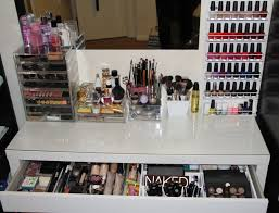 Bedroom Makeup Drawers