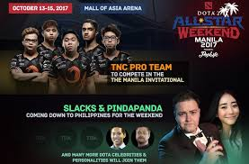 tnc pro team will take part in all star weekend manila 2017 dota