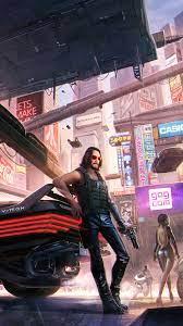 328993 Johnny Silverhand, Keanu Reeves ...