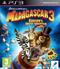 Small Picture Madagascar 3 The Video Game Box Shot for PlayStation 3 GameFAQs
