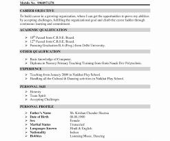 10 Outline Format In Google Docs Resume Letter