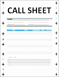 Sales Call Sheet Template Excel 30 Sales Call Log Template Template Guru