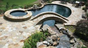 luxury backyard pool designs. Create A Seamless Backyard With The Right Pool Design, Landscaping, Lighting. By Luxury Pools Designs