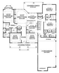 images about House plans on Pinterest   House plans  Floor    Craftsman Ranch With Finished Walkout Basement  HWBDO     Craftsman House Plan from BuilderHousePlans