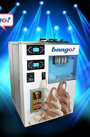 Ice Cream Vending Machines Cool Vending Soft Ice Cream Machine Newborn In 48Commercial Ice Cream