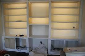 diy inexpensive energyefficient bookshelf lighting all of these shelves lit for about 30 full tutorial included cupboard lighting led44 lighting