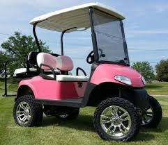 best ideas about ez go golf cart golf cart parts cool pink rxv ez go gas golf cart w 13hp kawasaki motor flamingo and