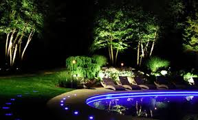 top brilliant led landscaping lighting with regard to residence plan outside why solar led landscape