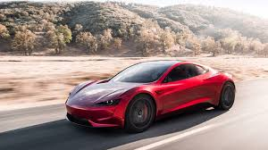 2020 tesla roadster picture