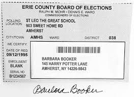 Ny com Voter Registration Lost Cardwithcard Card