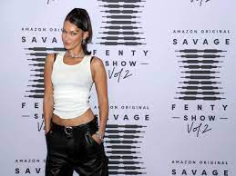 Nahost-Konflikt mit Model Bella Hadid ...